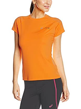 Asics T-Shirt Manica Corta Stripe