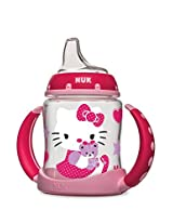 NUK Hello Kitty Silicone Spout Learner Cup 5 Ounce