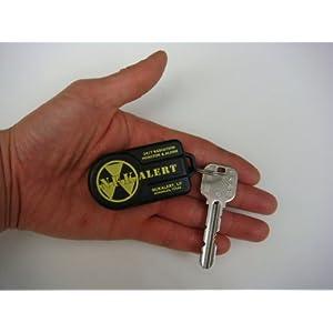 NukAlert 小型 軽量 放射能 放射線 探知機 測定器 ガイガーカウンター