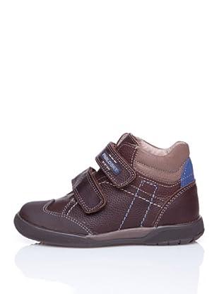 Pablosky Stiefel Applikationen (Braun)