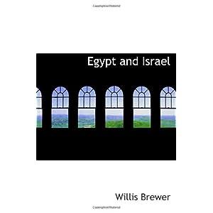 【クリックでお店のこの商品のページへ】Egypt and Israel [ペーパーバック]