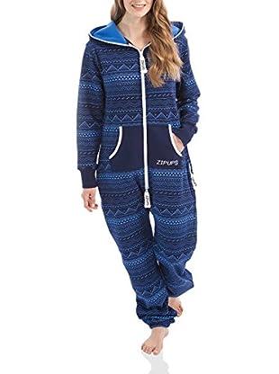 ZIPUPS Mono-Pijama Maori