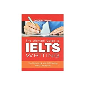 The Ultimate Guide To Ielts Writing[Paperback]