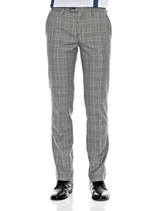 Merc Pantalone Beacon (Check Grigio)
