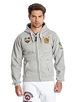 Geographical Norway Sweatjacke Gruger