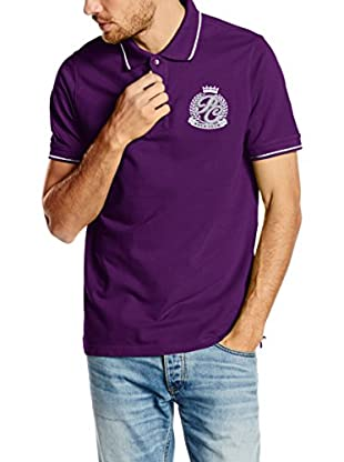 POLO CLUB Poloshirt Royal Academy Number