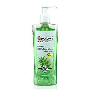 Himalaya Unisex Purifying Neem Face Wash