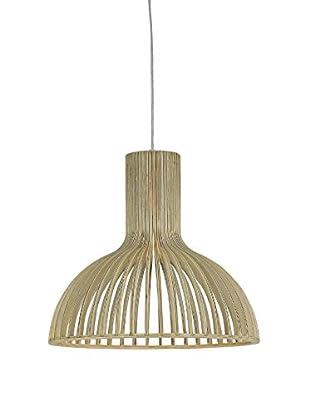 LO+DEMODA Lámpara De Suspensión Asher Wood Haya