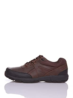 Rockport Zapatos Casual Mypbal Oxford (Chocolate)