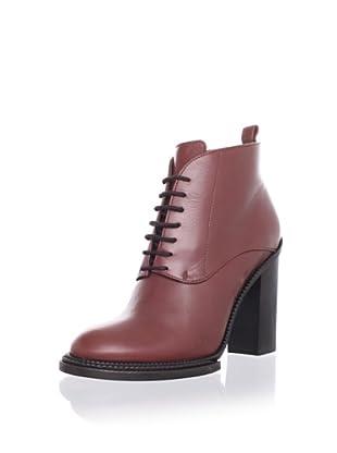 Derek Lam Women's Fede Ankle Boot (Burgundy)