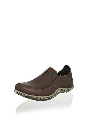 Cushe Men's Surf Slip-On Loafer (Brown)