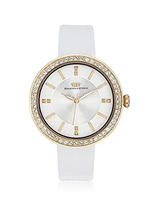 Rhodenwald & Söhne Uhr mit Japanischem Quarzuhrwerk 10010098 weiß 38  mm