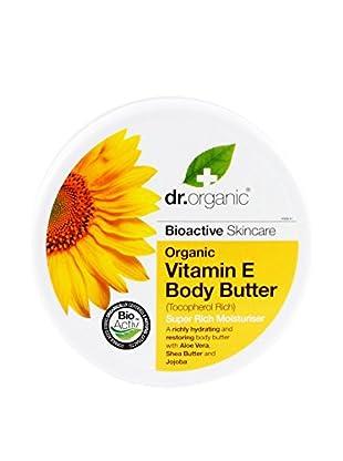 Dr Organic Burro Corpo Vitamin E 200 ml