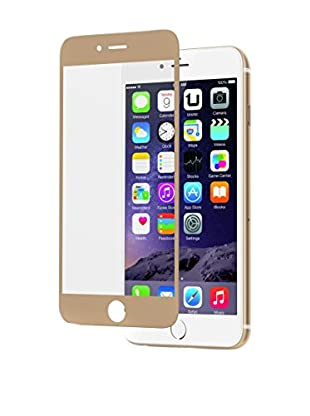 UNOTEC Schutzfolie Full Cover Lite iPhone 6/6S goldfarben