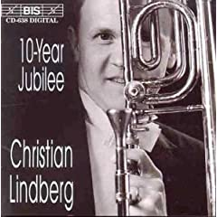 【クリックで詳細表示】Ten Year Jubilee リンドベルイ:「三角形」 トロンボーンで6オクターブを吹く」 [CD, Import]