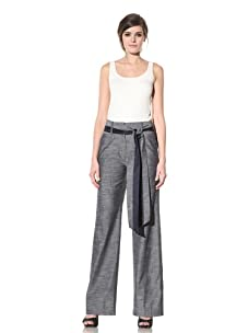 Chris Benz Women's New Crawford Trouser (Indigo)