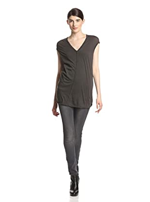Rick Owens DRKSHDW Women's T-Shirt (Dark Dust)
