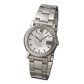 GUCCI (グッチ) 腕時計 101L YA101506 シルバー (レディース) [並行輸入品]</