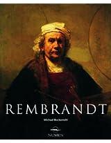 Rembrandt, 1606-1669: El Enigma De LA Vision Del Cuadro (Artistas Serie Menor)