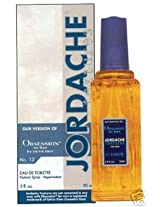 Obsession For Men Cologne By Jordache 3oz Bottle