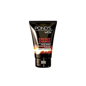 Ponds Men Energy Charge Face Wash, 100g