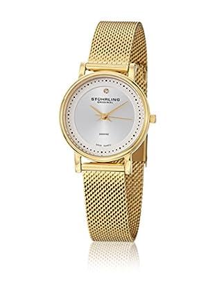 Stührling Original Uhr mit schweizer Quarzuhrwerk Lady Casatorra Elite 734LM.04 goldfarben 29 mm