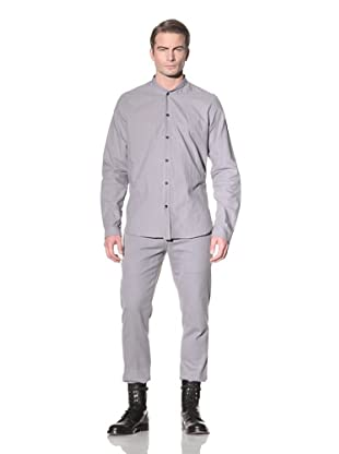 Ann Demeulemeester Men's Button Front Shirt
