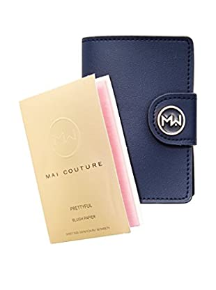 Mai Couture Blush Papier with Wallet, Prettyful, 50 Sheets
