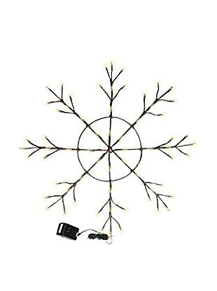 Lighted Snowflake Décor