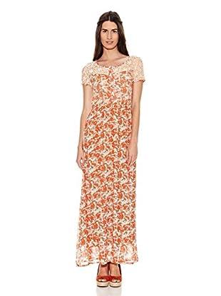 Azura Vestido Nicia (Naranja)