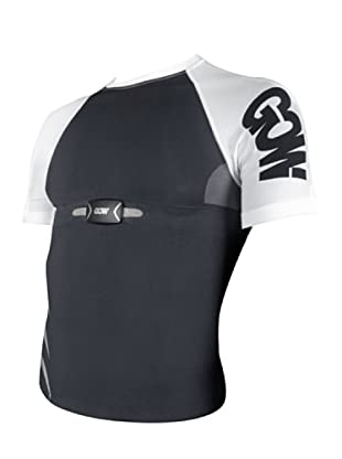 GOW Pack Camiseta + Monitor + Calcetines (Gris / Blanco)