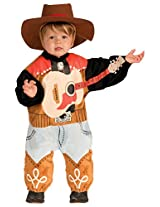 Forum Novelties Baby Boy's Lil' Rock Star Country Singer Costume
