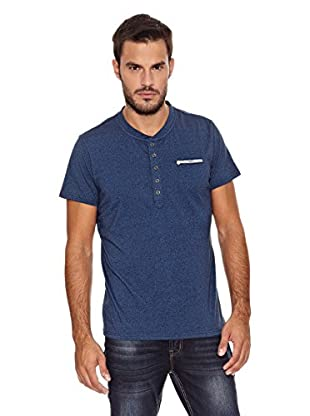 Paul Stragas Camiseta Perry (Azul Marino)