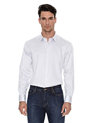 Versace Camisa Classic (Gris claro)