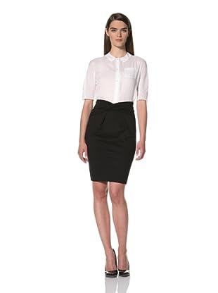 JIL SANDER Women's Stretch Jersey Skirt