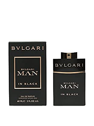 Bvlgari Eau De Parfum Hombre Man In Black 60 ml
