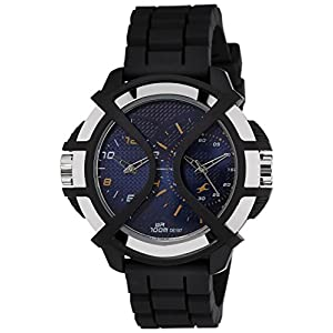 Fastrack Sport Analog-Digital Time Blue Dial Men's Watch - 38016PP01