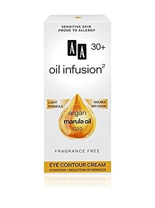 AA Cosmetics Augenkonturencreme Oil Infusion 30+ 15 ml, Preis/100 ml: 66.33 EUR