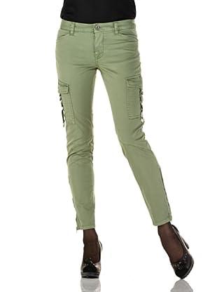 Diesel Pantalón Pelex (Verde)