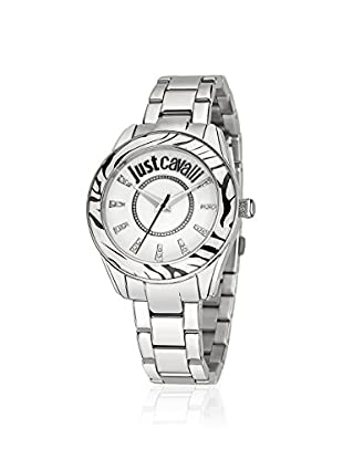 Just Cavalli Women's R7253594502 Style Silver/White Stainless Steel Watch