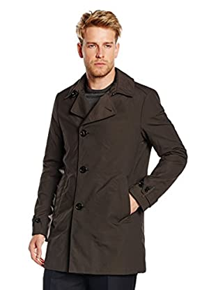 Allegri Trench Military Canvas
