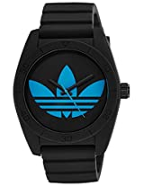 Adidas Santiago Analog Black Dial Unisex Watch - ADH2877