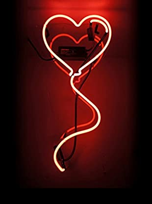 Oliver Gal Balloon Neon Sign, Multi