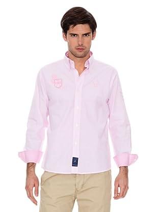 Valecuatro Camisa Parche (Rosa)