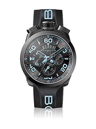 Bomberg Uhr mit schweizer Quarzuhrwerk Man Bolt68 Neon 45 mm