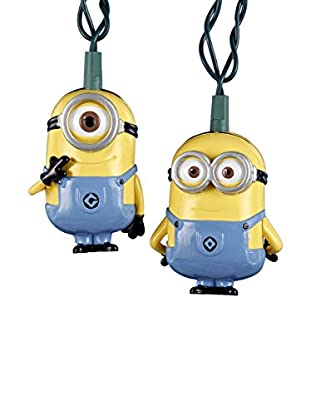 Kurt Adler Despicable Me Minions Set