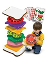 Melissa & Doug Children's Sandwich Stacking Games