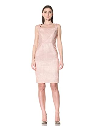 Luca Luca Women's Divall Dress with Shoulder Lacing Detail (Rose)