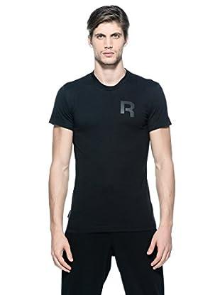 Reebok Camiseta Tee (Negro)