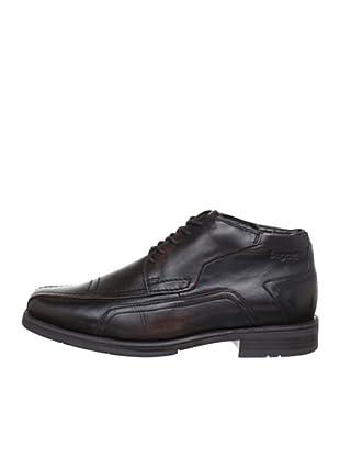 Bugatti Zapatos Piel (Marrón)